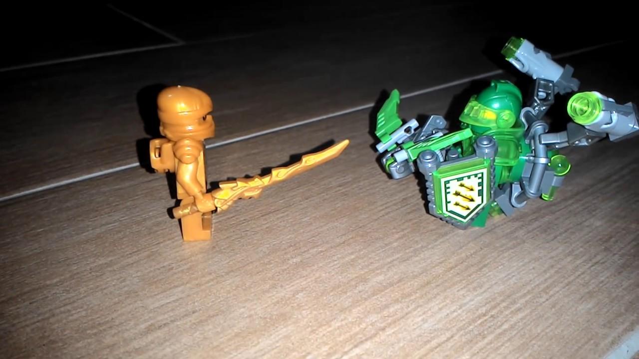 Lego nexo knights vs lego ninjago italiano youtube - Ninjago vs ninjago ...