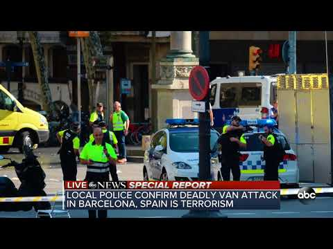 Thumbnail: SPECIAL REPORT: At least 1 dead in Barcelona terror attack | ABC News