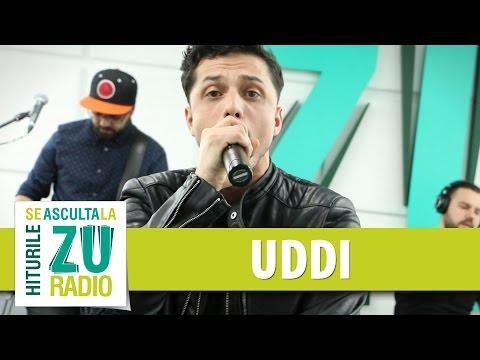 Uddi - Jos palaria pentru femei (Diana Selagea) (Live la Radio ZU)