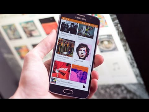 How to bring your iTunes music library onto the Samsung Galaxy S6
