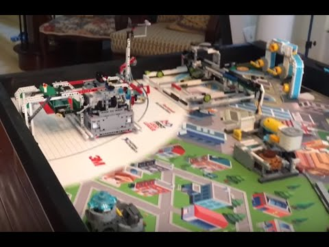 FLL Hydro Dynamics | SWARM | Launch 1 and 2 - 155 Points