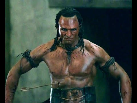 Download Spartacus: Vengeance HD 1080 /  Egyptian vs Crixus, Oenomaus, Gannicus, Spartacus! Who stronger!?