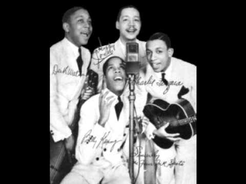 The Ink Spots Live Radio Broadcast - If I Didnt Care