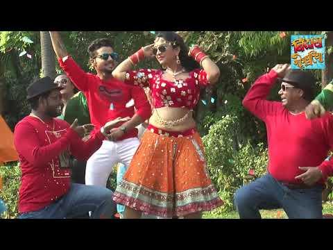 Shubhi Sharma New Bhojpuri Video Song Making  | Rahul Singh | Bindaas Bhojpuriya