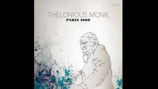 Paris 1969 - Thelonious Monk - full album