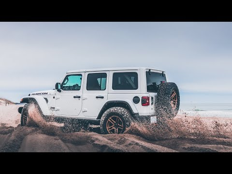 JL Rubicon: Will 35s and NO LIFT Really Work?