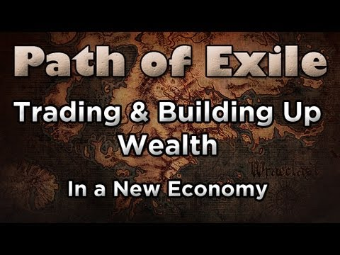 Path of Exile: How I Trade & Manage Wealth in a New League (How to Build Up from Nothing)