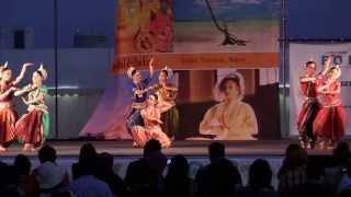 Ganga taranga (Odissi dance)