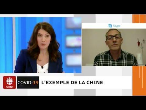 Fin de la pandémie en Chine? Entrevue avec Philippe Klein