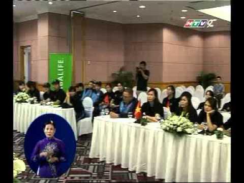 HBL tai tro Van dong vien Olympic VN - tin HTV