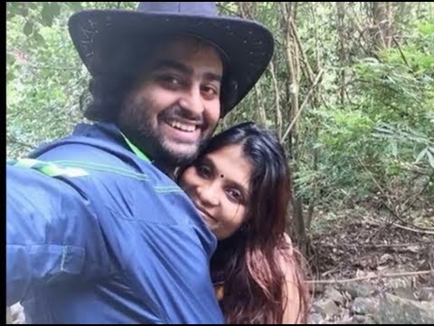 Arijit Singh with his wife & Son || Arijit singh married with koyal