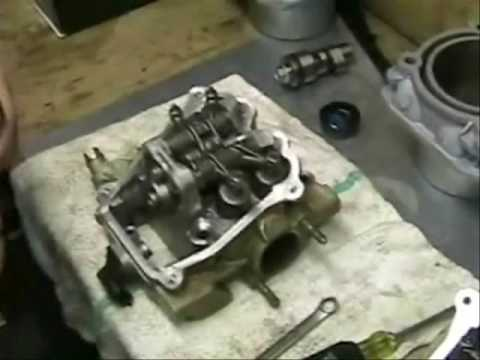 how to adjust your valves youtube