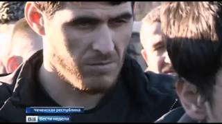 Спецназ Чечни