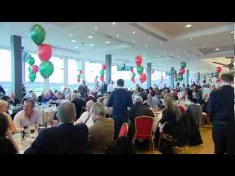 Fundraising at Leopardstown Racecourse