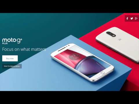 Upcoming Motorola Smartphones in 2016