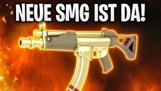 DIE NEUE SMG IST DA! 🔥   Fortnite: Battle Royale