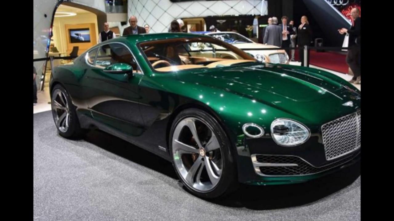 New 2018 Bentley Continental Gtc Concept
