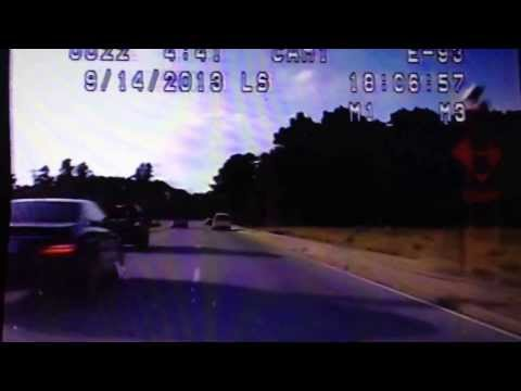 Horry County police chase 9-14-13
