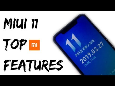 Miui 11 Top Features | Realease Date In India | Supported Device