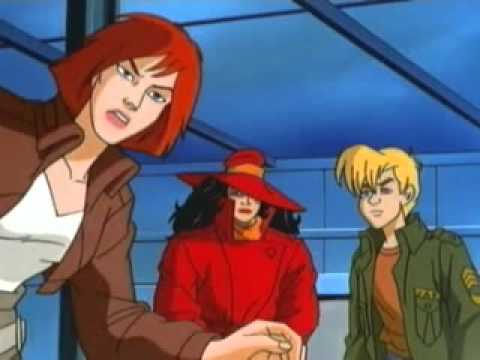 Where on Earth Is Carmen Sandiego?  Boyhood's End, Part 2  (Part 3)