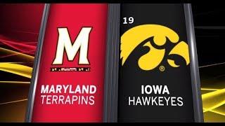 Maryland at Iowa: Week 8 Preview   Big Ten Football