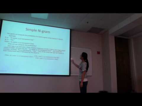 Speech Recognition lecture 8