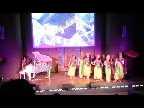 VocaGroove - Lembayung Bali (live at GIK)