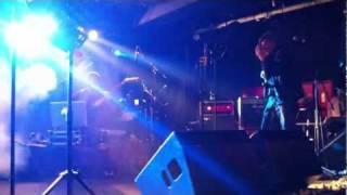 Paolo Tofani, Ares Tavolazzi, Walter Calloni (AREA) & Claudio Milano (NichelOdeon) live 2011