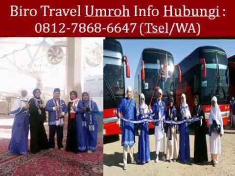 0812-7868-6647 (HP/WA) Travel Umroh Resmi di Palembang