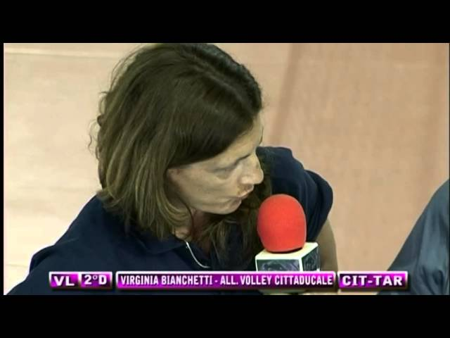 Interviste Cittaducale vs Tarquinia