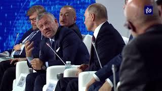 مباحثات أردنية روسية في سوتشي - (4/10/2019)
