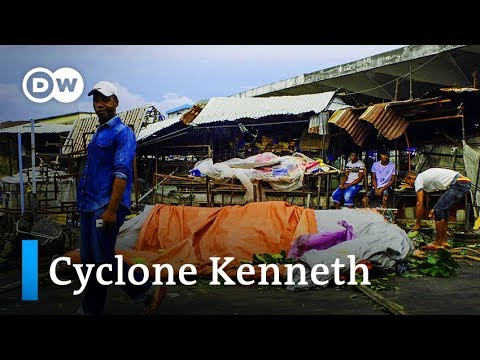 Mozambique: Cyclone Kenneth to cause worse flooding than Idai | DW News