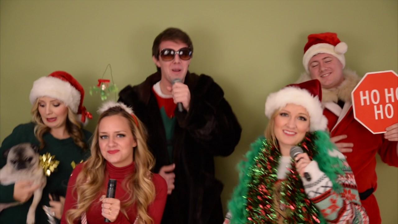 Video Christmas Card 2016- Johnson Family - YouTube
