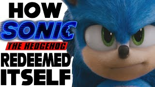 How The Sonic The Hedgehog Movie (2020) Redeemed Itself