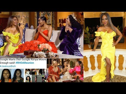 Oh Baby: The Real Housewives of Atlanta Season 10 Reunion Part 1 Review