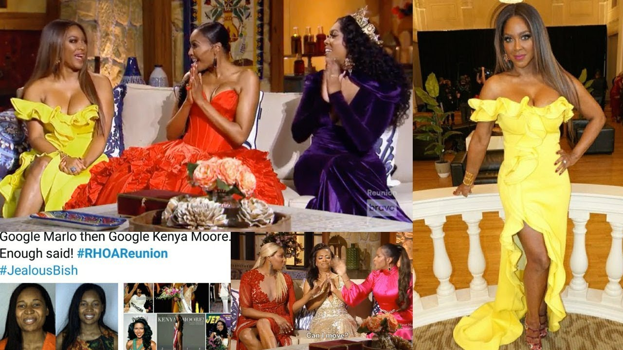 Oh Baby The Real Housewives Of Atlanta Season 10 Reunion Part 1