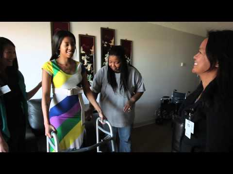 Jalisa's story   Sutter Care at Home, home health services