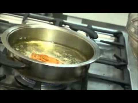 The Garden Gurus - Cooking with Neville-Durban Fish Curry