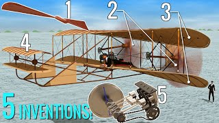 The Brilliant Engineering of FIRST FLIGHT !