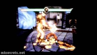 Mortal Kombat: Armageddon - Free Mode Gameplay (Codebreaker)
