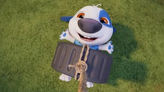 🛹 Hank 'n' Roll 🎸 - Talking Tom Shorts (S2 Episode 17)