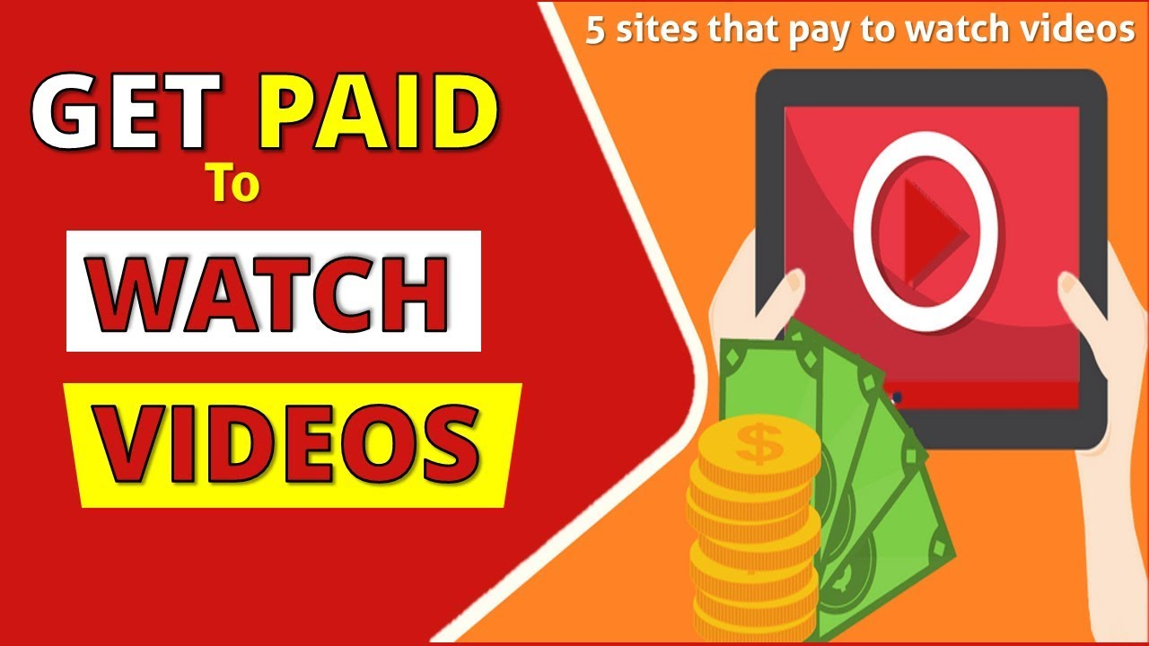 Make Money By Watching Video - All You Need Infos