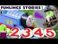 Fun Funny Funlings Family Friendly Stories with Thomas and Friends Trains for kids TT4U