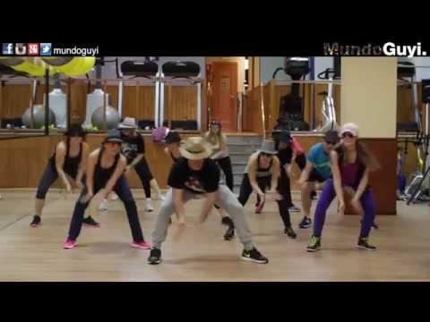 """Uptown Funk"" (Mark Ronson feat Bruno Mars)(CoreoFitness MundoGuyi)"