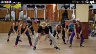 """Uptown Funk"" (Mark Ronson feat Bruno Mars)  (CoreoFitness MundoGuyi)"