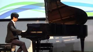 Breathe on Me, Breath of God (arr. Johann Kim, piano Lim Chae Hyun)