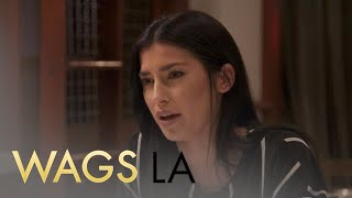 WAGS LA | Nicole Williams Overwhelms Fiance Larry English With Wedding Plans | E!