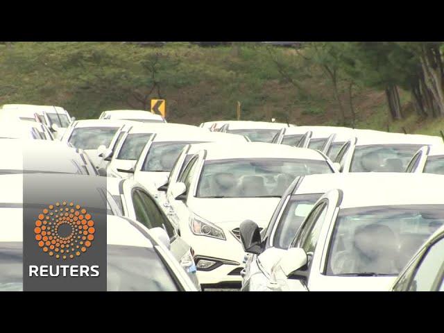 Autos: PSA posts record as Hyundai slows