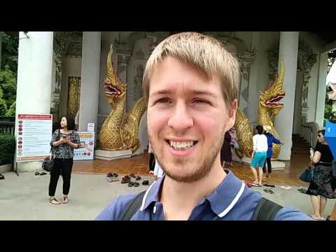 Flying To Chiang Mai & First Experiences As A Digital Nomad