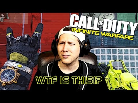 WTF IS THIS GAME?! - CALL OF DUTY: INFINITE WARFARE (CLOSED BETA GAMEPLAY)